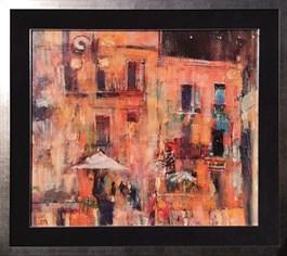 Obraz do salonu artysty Krzysztof Ludwin pod tytułem Sycylia 475