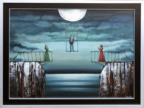 Obraz do salonu artysty Sabina Maria Grzyb pod tytułem As