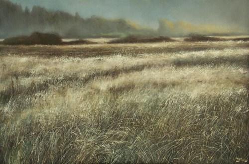 Obraz do salonu artysty Konrad Hamada pod tytułem Szron