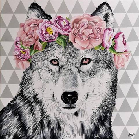 Obraz do salonu artysty Zuzanna Jankowska pod tytułem Słowiański zew