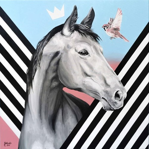 Obraz do salonu artysty Zuzanna Jankowska pod tytułem O brzasku