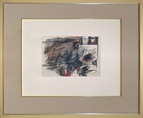 Obraz do salonu artysty Zbigniew Makowski pod tytułem Rzeczywistość rzeczywista
