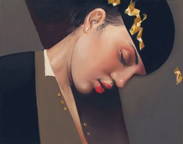 Obraz do salonu artysty Andrejus Kovelinas pod tytułem Marzenie senne
