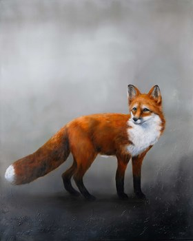 I am the Red Fox