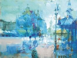 Obraz do salonu artysty Michał Smółka pod tytułem Rzeszów