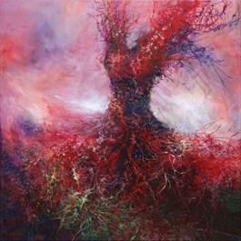 Obraz do salonu artysty Katarzyna Kałdowska pod tytułem Carmen