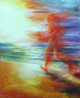 Obraz do salonu artysty Katarzyna Kałdowska pod tytułem Freedom