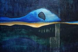 Obraz do salonu artysty Anna Stawowczyk pod tytułem Wariacja 3