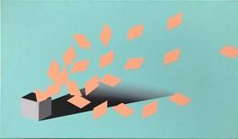 Obraz do salonu artysty Marcin Kowalik pod tytułem Pudełko