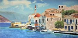 Obraz do salonu artysty Adam Swoboda pod tytułem Czarnogóra