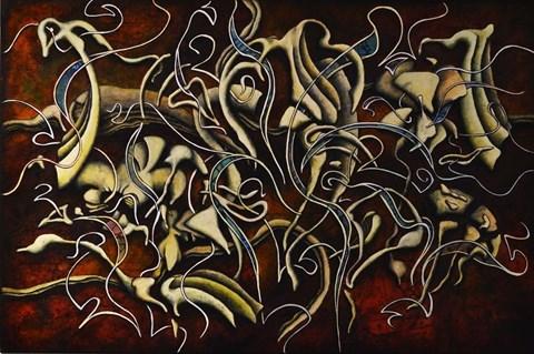Obraz do salonu artysty Wojtek Więckowski pod tytułem 6.01