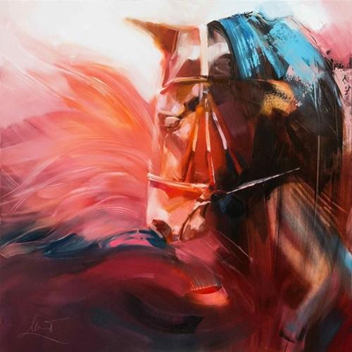 Obraz do salonu artysty Beata Musiał-Tomaszewska pod tytułem Pegasus