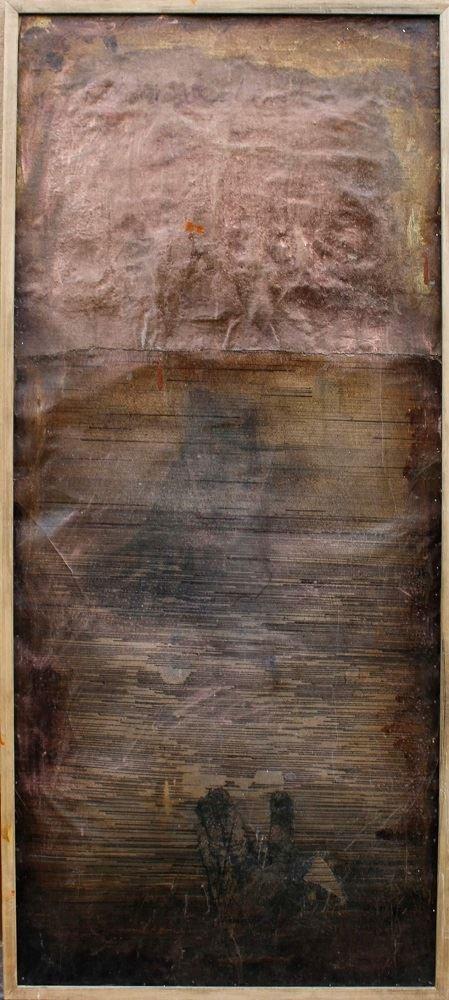 Obraz do salonu artysty Piotr Trusik pod tytułem Defragmentacja