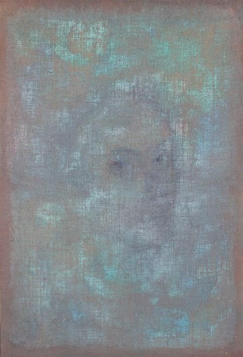 Obraz do salonu artysty Piotr Trusik pod tytułem Portret efemeryczny II