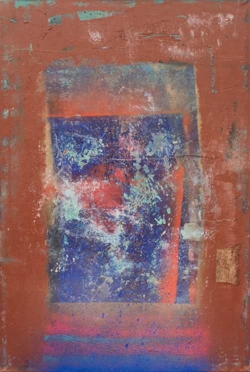 Obraz do salonu artysty Piotr Trusik pod tytułem Okno