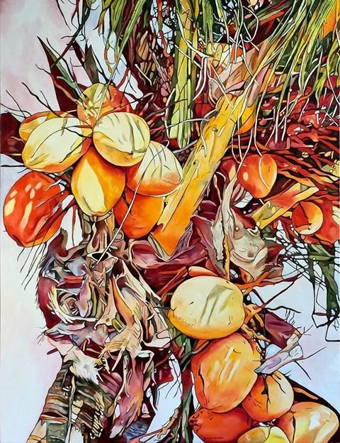 Obraz do salonu artysty Joanna Szumska pod tytułem Playa