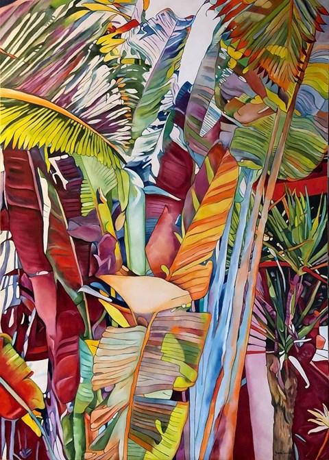 Obraz do salonu artysty Joanna Szumska pod tytułem Gran Baie