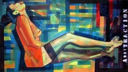 Obraz do salonu artysty Piotr Kachny pod tytułem UniCosmos
