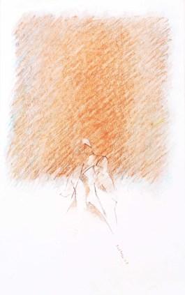 Obraz do salonu artysty Antoni Pastwa pod tytułem Don Kichot