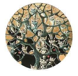 Obraz do salonu artysty Magdalena Rytel-Skorek pod tytułem Drzewo czereśniowe