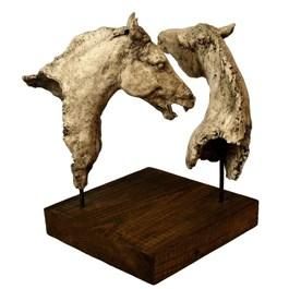 Rzeźba do salonu artysty Ewa Jaworska pod tytułem Taniec