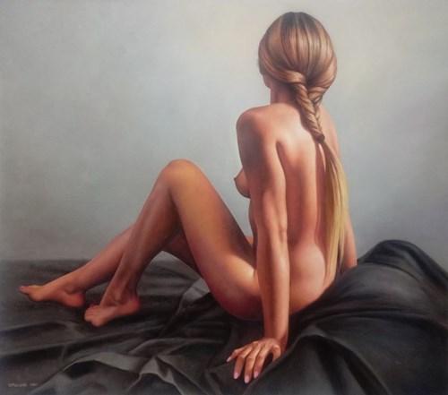 Obraz do salonu artysty Wojciech Piekarski pod tytułem Dobierany