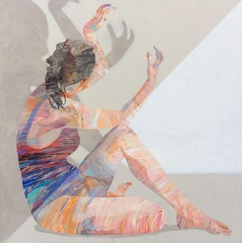 Obraz do salonu artysty Adam Wątor pod tytułem Światło i cień