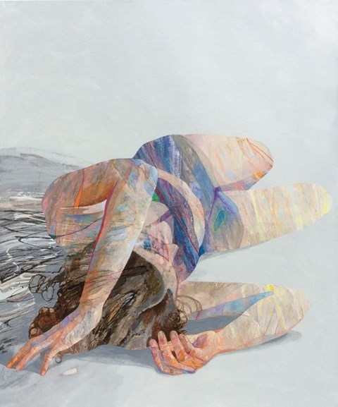 Obraz do salonu artysty Adam Wątor pod tytułem W słońcu