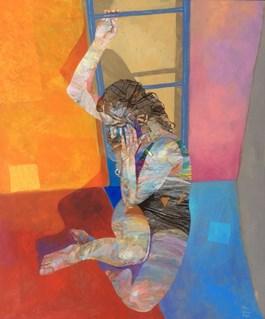 Obraz do salonu artysty Adam Wątor pod tytułem Kolorowo