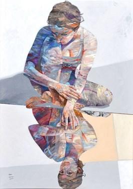 Obraz do salonu artysty Adam Wątor pod tytułem Ocean wolnego czasu