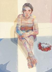 Obraz do salonu artysty Adam Wątor pod tytułem Filia Dei