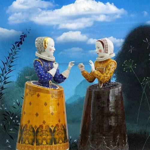 Obraz do salonu artysty Magdalena Zalewska pod tytułem Przeplatanka