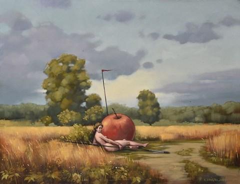 Obraz do salonu artysty Kamil Stańczak pod tytułem Sin