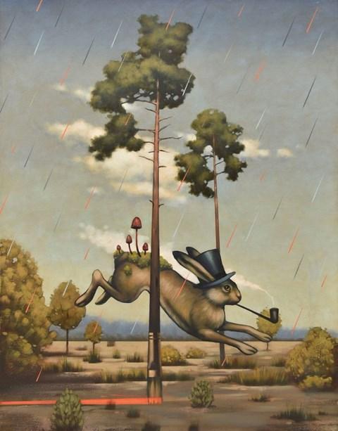 Obraz do salonu artysty Kamil Stańczak pod tytułem Last Day of Summer