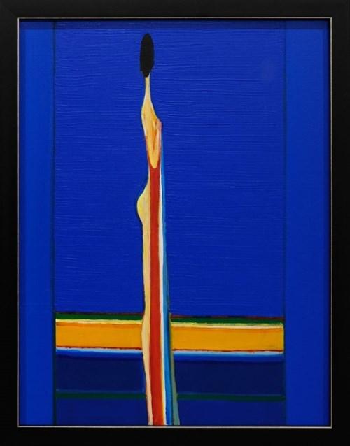 Obraz do salonu artysty Zbigniew Nowosadzki pod tytułem Portret kobiety