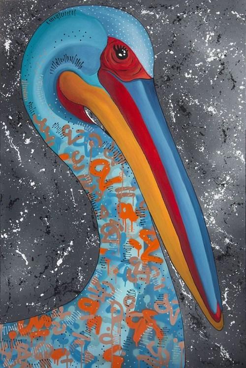 Obraz do salonu artysty Monika Mrowiec pod tytułem Bez tytułu