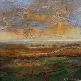 Obraz do salonu artysty Stanisław Tomalak pod tytułem Fragment 488