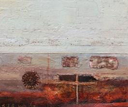 Obraz do salonu artysty Stanisław Tomalak pod tytułem Fragment 442