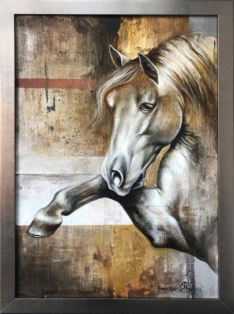 Obraz do salonu artysty Kamila Karst pod tytułem Carmello