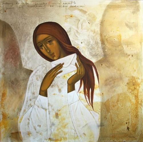 Obraz do salonu artysty Sylwia Perczak pod tytułem Polecony
