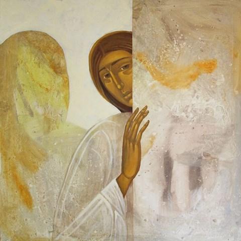 Obraz do salonu artysty Sylwia Perczak pod tytułem Obok
