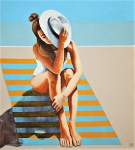 Obraz do salonu artysty Renata Magda pod tytułem W blasku