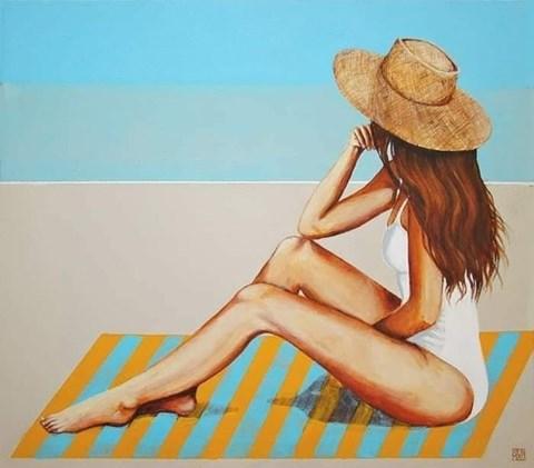 Obraz do salonu artysty Renata Magda pod tytułem Małe Myśli