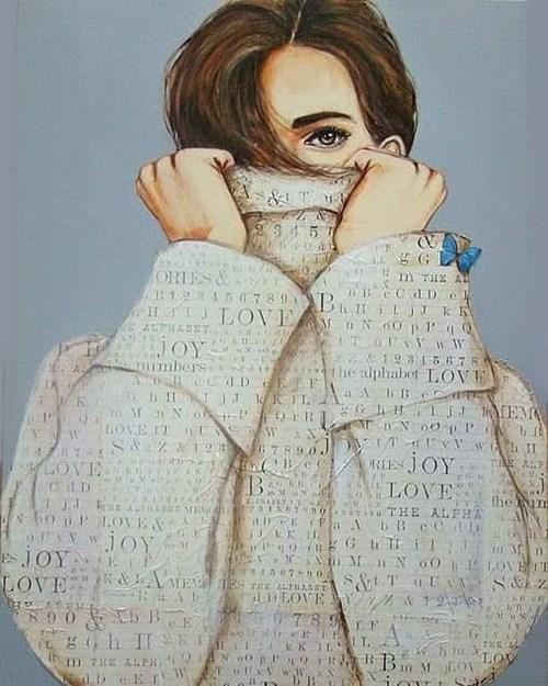 Obraz do salonu artysty Renata Magda pod tytułem One Look II