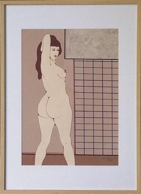 Kobieta stojąca