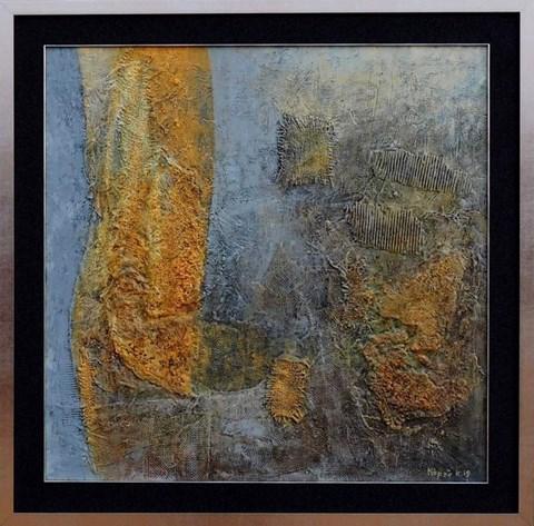 Obraz do salonu artysty Krzysztof Kopeć pod tytułem Corpus Supremum