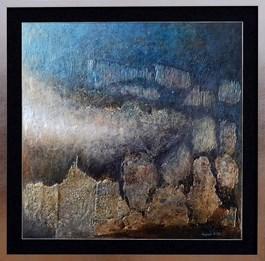 Obraz do salonu artysty Krzysztof Kopeć pod tytułem Nadzieja
