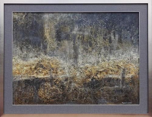 Obraz do salonu artysty Krzysztof Kopeć pod tytułem Chwila Wieczności