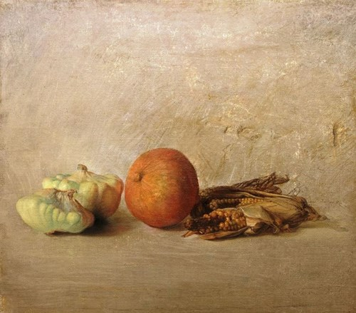 Obraz do salonu artysty Wiesław Nowakowski pod tytułem Z cyklu Zakątki pracowni