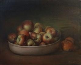 Obraz do salonu artysty Wiesław Nowakowski pod tytułem Urodzaj